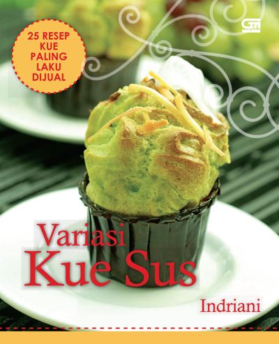 Baca Buku Online 25 Resep Kue Paling Laku Dijual Variasi