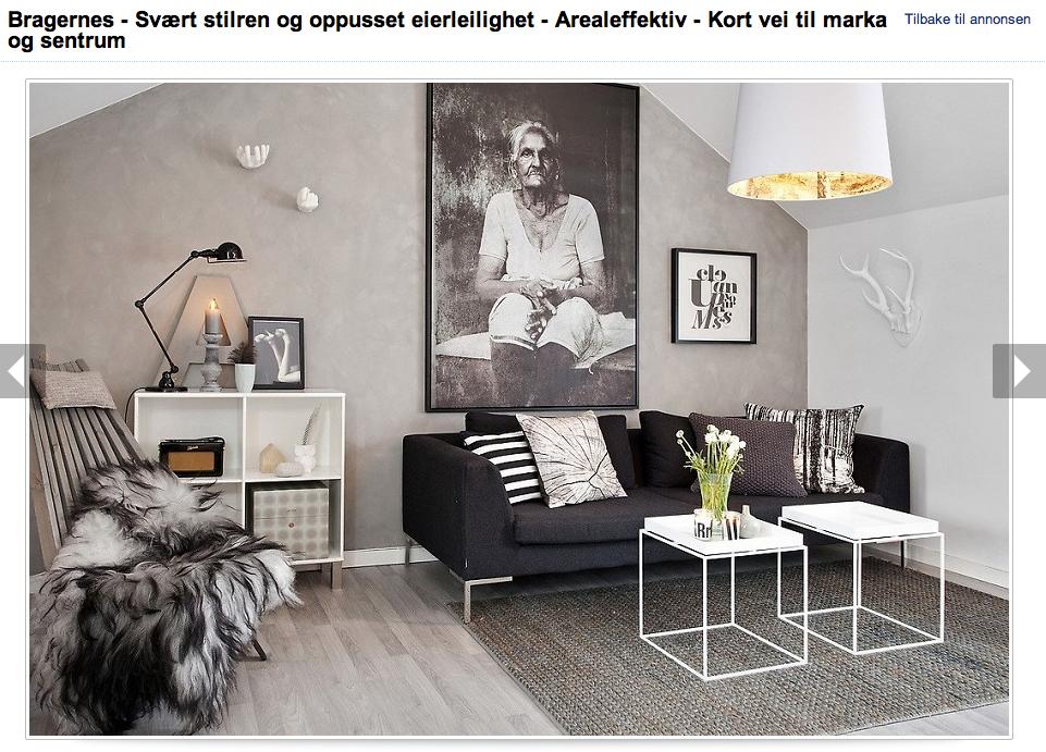 Alvorlig Syrinveien.com: Funn fra finn: Liten leilighet med stor WOW-faktor! AE-43