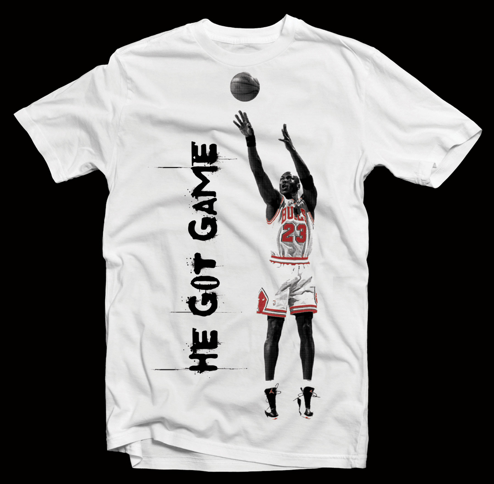 17c7dc93c27cee This is the only shirt you need to rock with your Jordan Retro 13