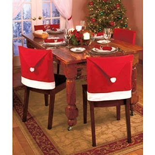 dining room xmas decoration , start £2.99