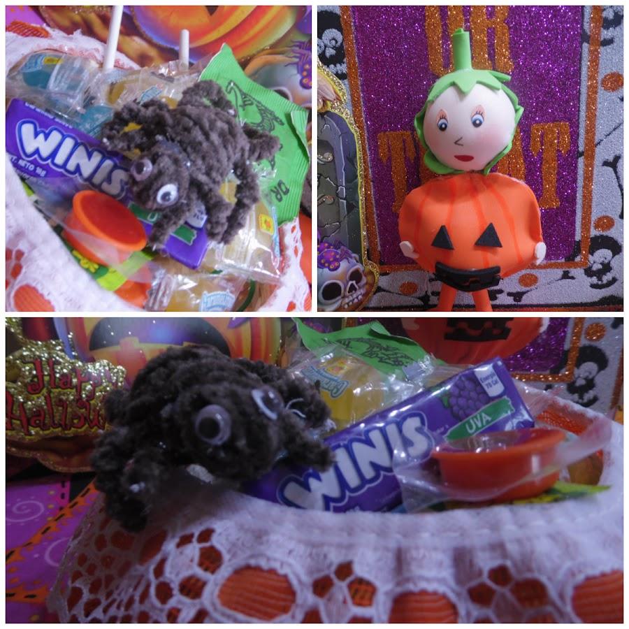 Decoración para Halloween