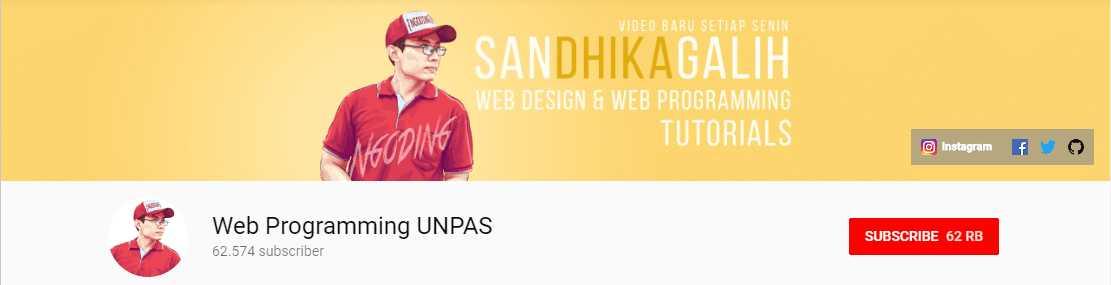 Web Programming UNPAS