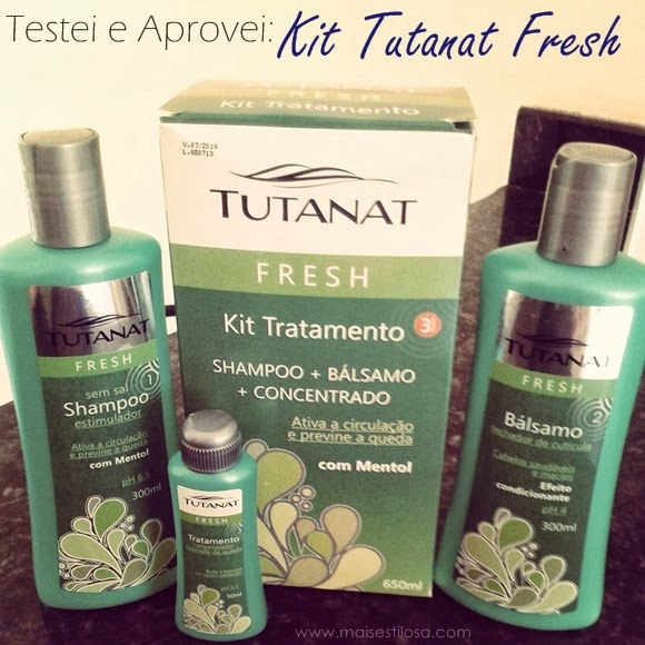 tratamento fresh tutanat