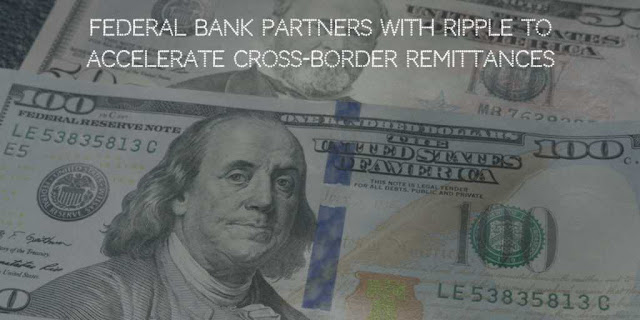 Federal Bank Partners Ripple to Accelerate Cross-Border Remittances