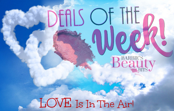 Love Is In The Air With These Valentine's Beauty Deals by Barbies Beauty Bits