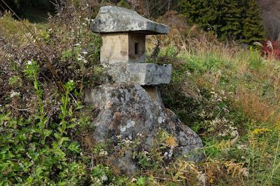 生坂村の古民家カフェ・ひとつ石のひとつ石