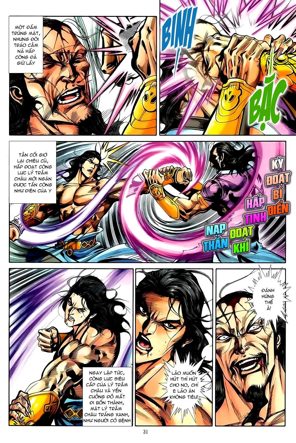 Đại Hiệp Truyền Kỳ (Thần Châu Hậu Truyện) chap 51 - Trang 28
