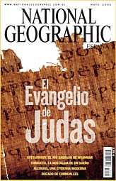 Judas, National Geographic