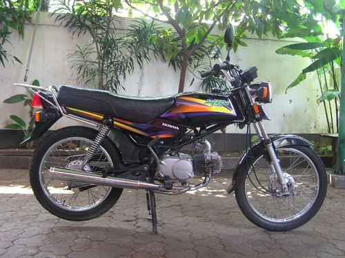 Xe Honda Win độ đẹp nhất tại Việt Nam và thế giới