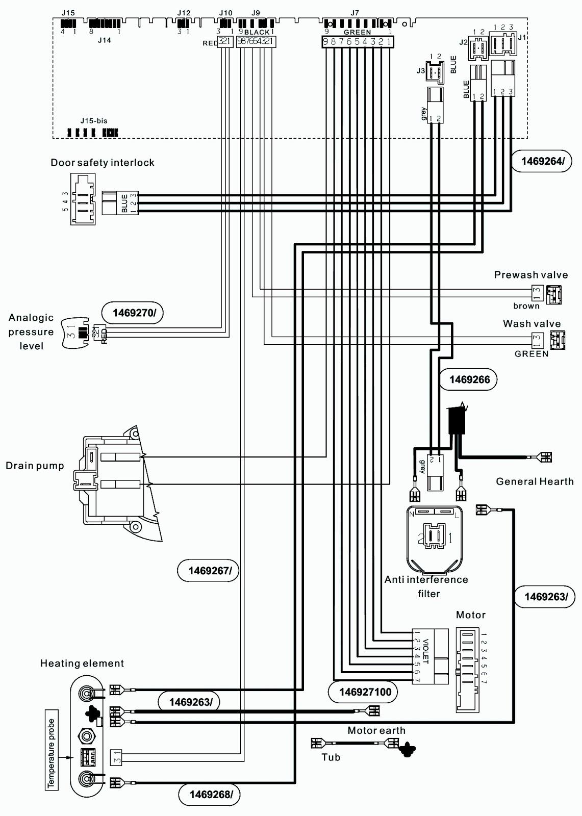 Electrolux Wiring Diagram 2017 Ford F150 Diagrams Ewm1100  Top Loader Washing Machnine