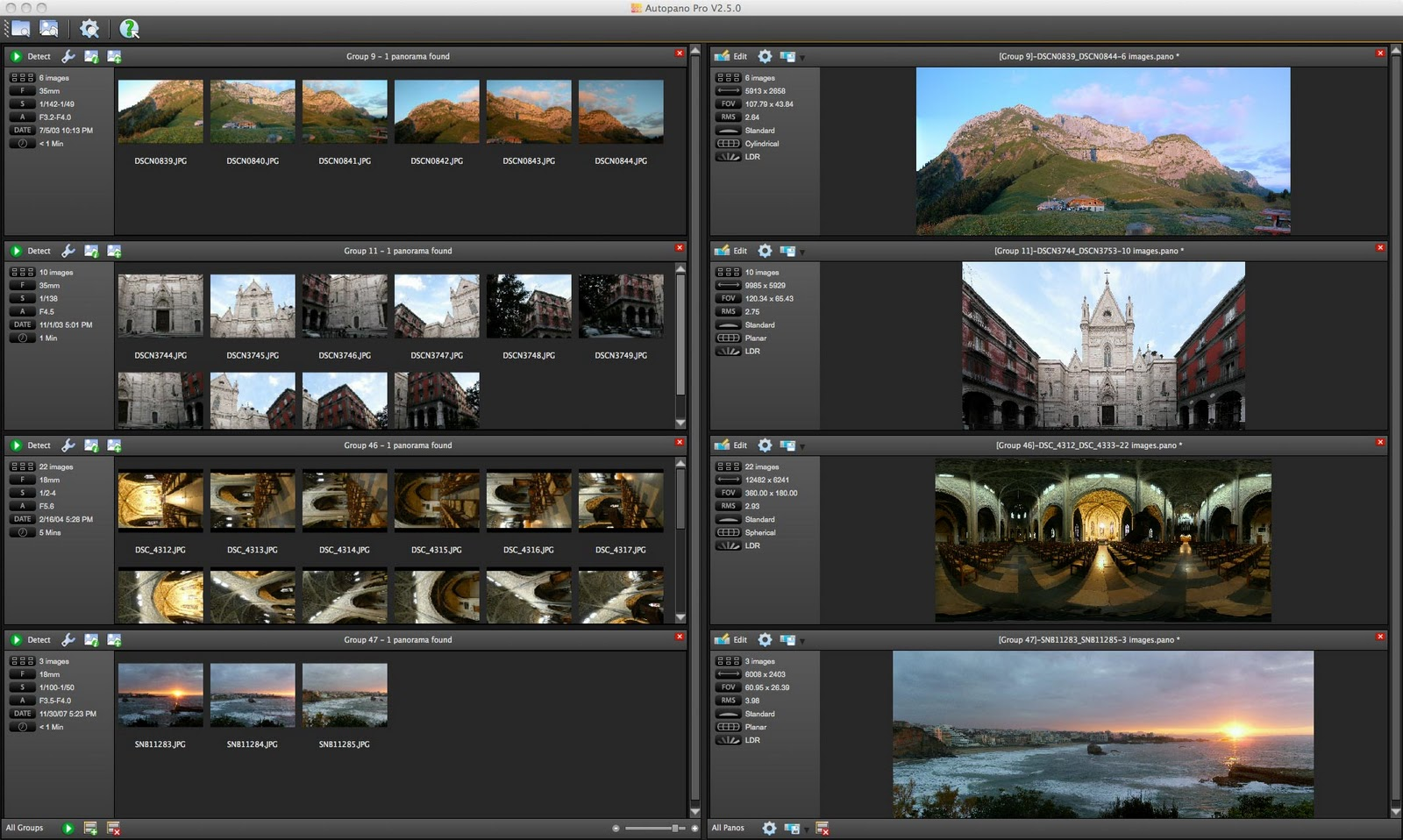What is the best Autopano Giga 4 software to buy?