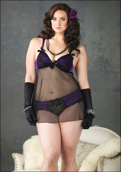 Remarkable, Plus size lingerie and shoes