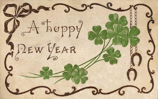 New Year Handmade Cards