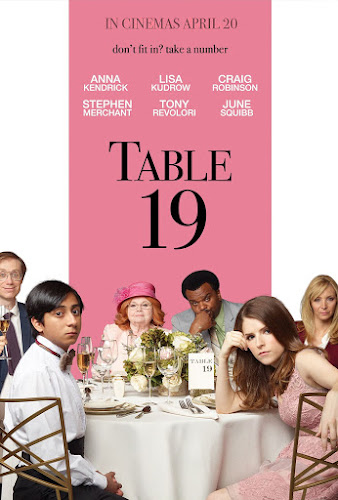 Table 19 (BRRip 720p Dual Latino / Ingles) (2017)