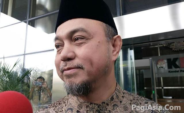 "Di Periksa KPK : Tamsil Linrung ""Saya Kenal Dengan Setya Novanto"""