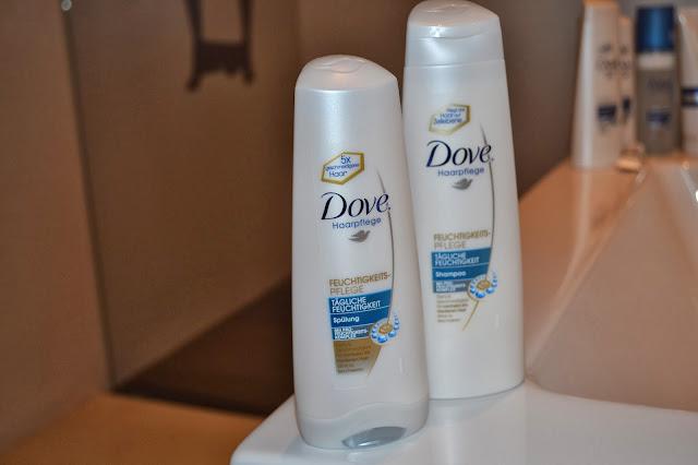 zuerst spülung oder shampoo