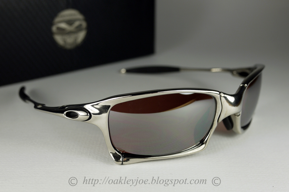 cfcf67d0e29 Oakley Polarized X Squared Polished Carbon Black Iridium « Heritage ...