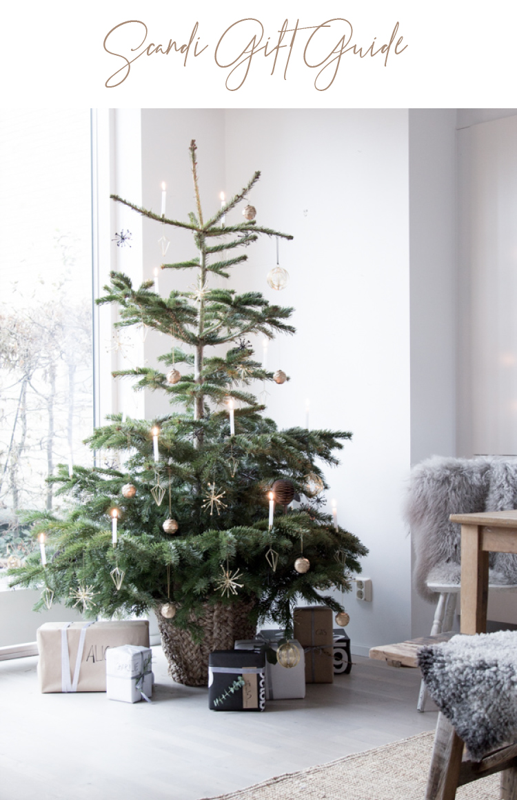 The Really Scandi Christmas Gift Guide