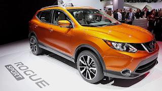 2018 Nissan Rogue Sport: Date de sortie, Dimensions