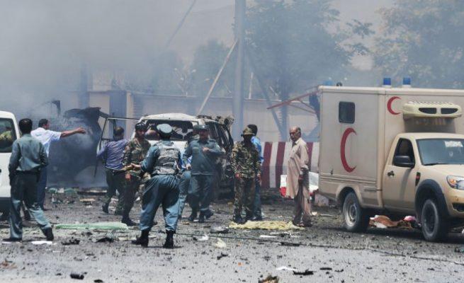 مقتل العشرات وإصابة المئات فى إنفجار وقع بالعاصمة الأفغانية كابول