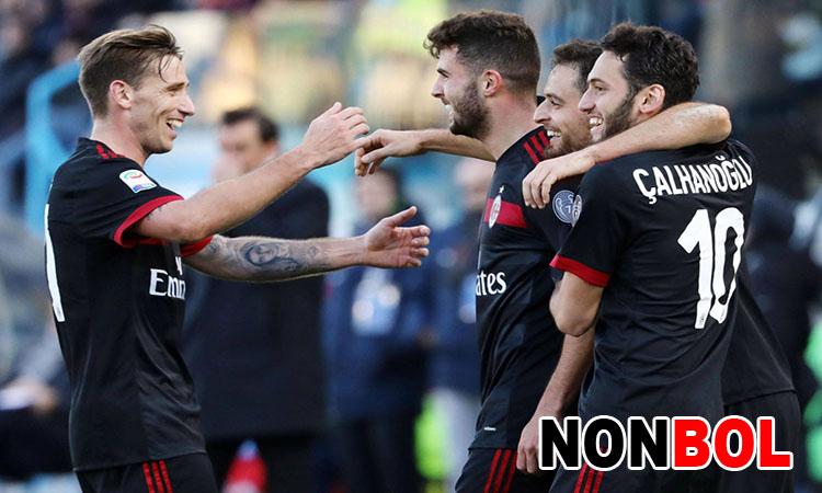 Cuplikan Gol AC Milan 4-0 SPAL | Liga Italia Pekan 24