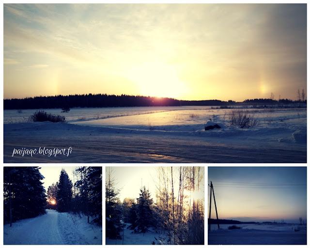 helmikuu talvi