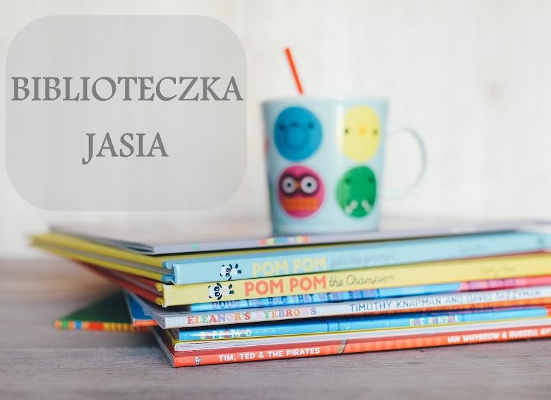 Biblioteczka Jasia #1 książki obrazkowe