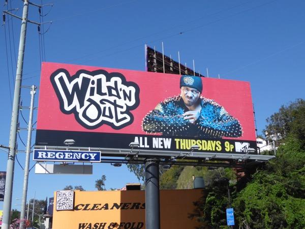 Wild N Out season 8 billboard