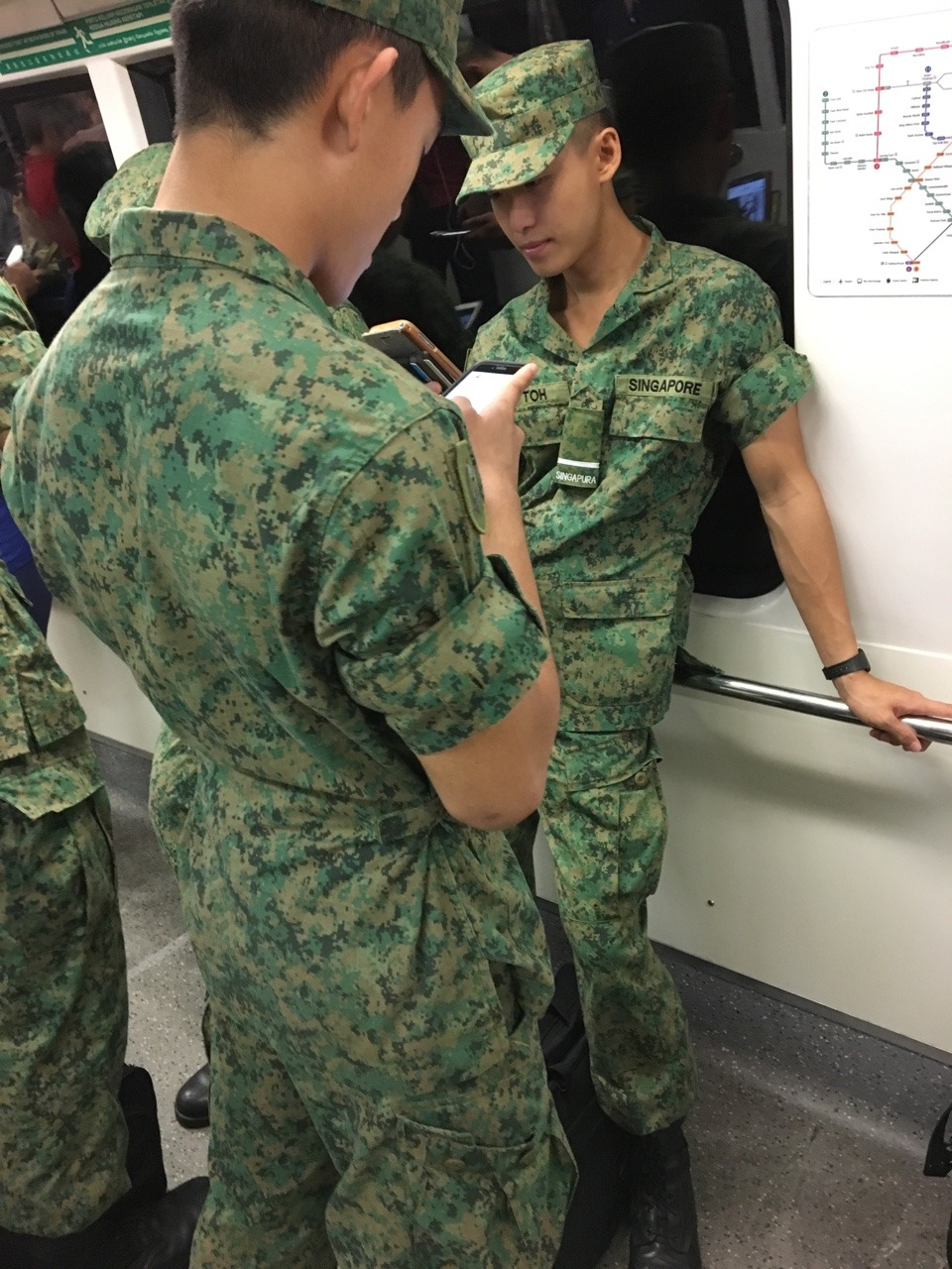 Naked singapore army boys pics 100