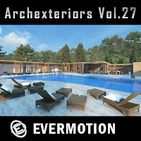 Evermotion Archexteriors vol.27 室外3D模型第27季下載