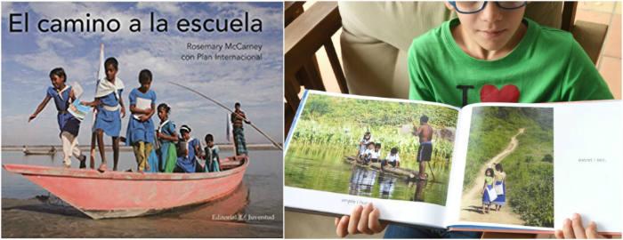 cuentos infantiles inpiracion filosofia educacion montessori camino a la escuela