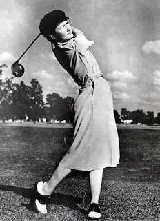 Louise Suggs won both the US Womens Amateur and US Womens Open