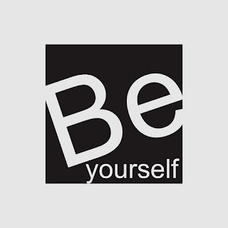 Be Yourself Logo Free Download Vector CDR, AI, EPS and PNG Formats