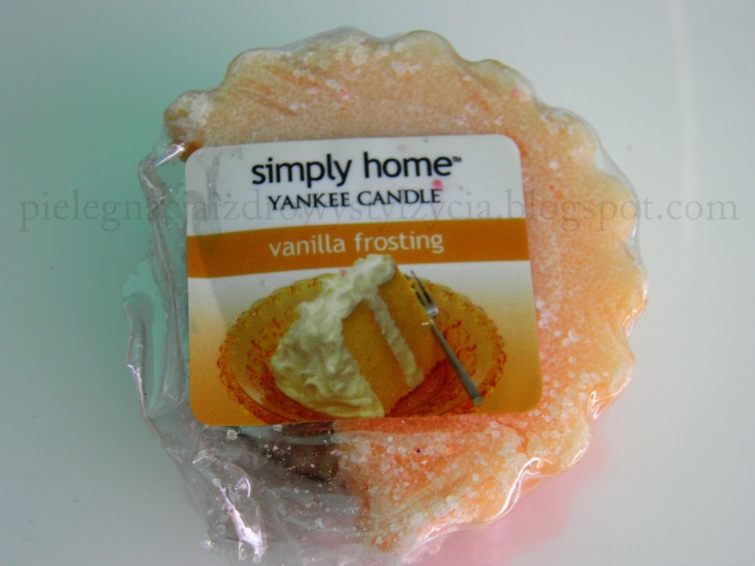Yankee Candle Simply Home: Vanilla Frosting i Rainwashed Berry