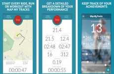 Map My Tracks: app para medir el rendimiento y compartir en tiempo real nuestra actividad física (Web, iOS, y Android)