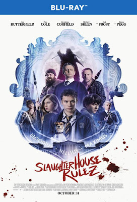Slaughterhouse Rulez 2018 BD25 Latino