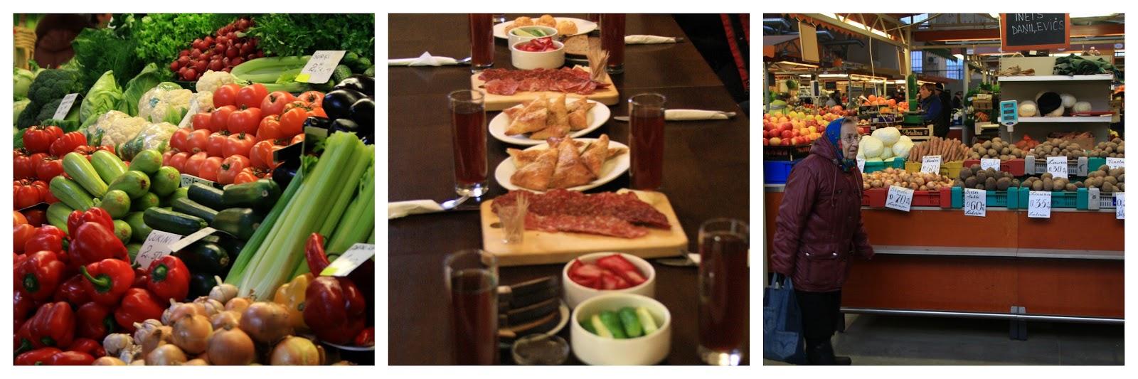 Travelchicks stedentrip riga for Letse keuken