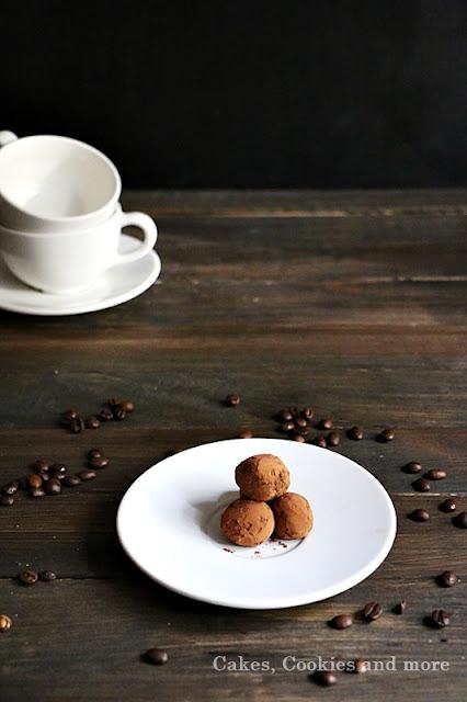Espresso Truffes