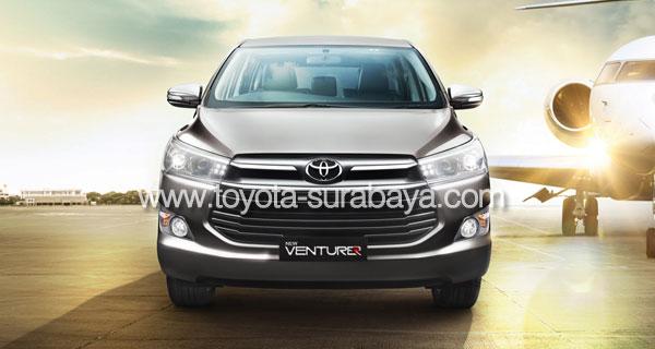 Test Drive Toyota Innova Venturer Surabaya