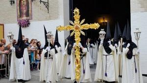 Pasión de Cristo irá con la cruz de guía de la hermandad de San Pablo de Sevilla