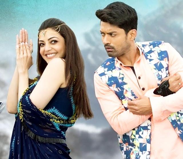 Kajal Agarwal MLA Movie