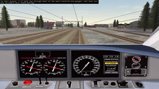 Download Microsoft Train Simulator PC Games