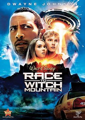 Race To Witch Mountain (2009) ผจญภัยฝ่าหุบเขามรณะ (ดเวย์น จอห์นสัน)