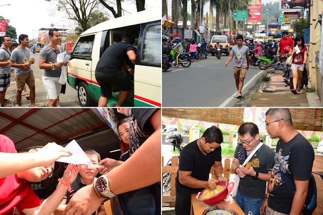 Paket Amazing Race / Treasure Hunt di Bandung