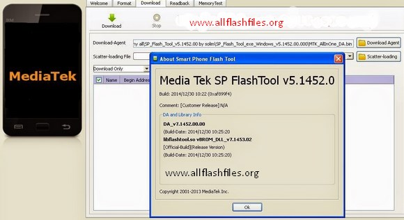 MTK SP Flash Tool Latest Version Download