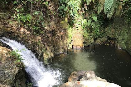 Menyusuri Keindahan Air Terjun Batang Ogan di Kuantan Singingi