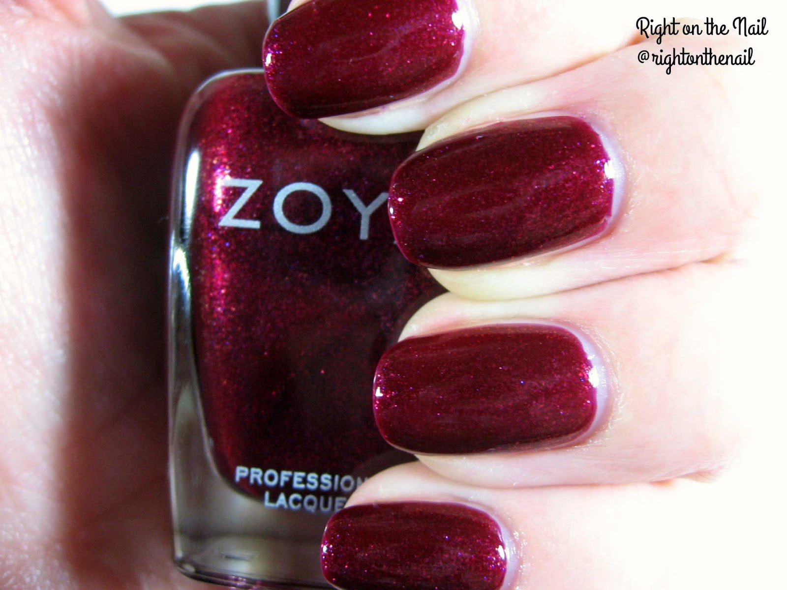 Zoya Free Nail Polish 2016 - Creative Touch