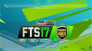 FTS 17 Pro Apk Data Mod league Full Transfer