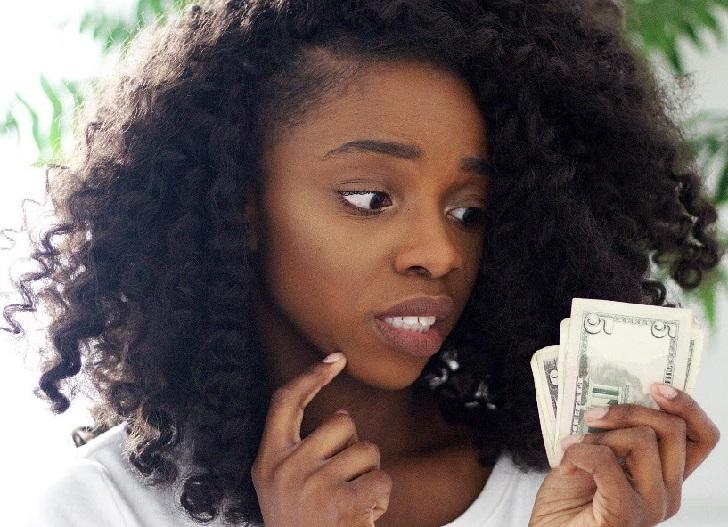 Financial heartbreak