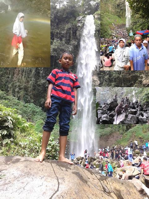 Wisata Air Terjun Jawa Tengah Grojogan Sewu